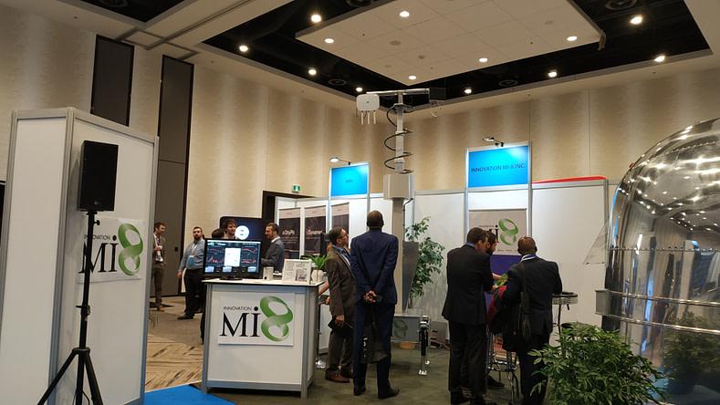 Transnomis has partnered with Innovation Mi8
